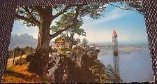 Switzerland Burgenstock Hammetschwandlift Lucerne - posted 1957