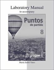 Puntos de Partida : An Invitation to Spanish by María Sabló-Yates (2008, Paperb…
