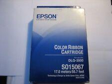 Epson Ink Ribbon Ribbon Color Ribbon Cartridge DLQ-3000+DLQ3500
