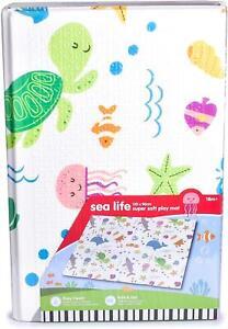 Wildlife Play Mat Folding XPE Playmat Baby Mat for Floor Crawl Mat for Baby Floo