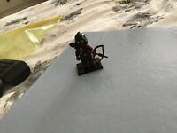 Toy Lego  figure rogue archer series 16 played with