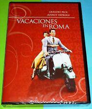 VACACIONES EN ROMA / ROMAN HOLIDAY William Wyler -DVD R2- Precintada