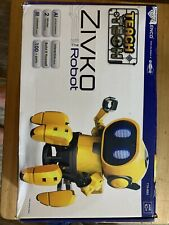 Elenco Teach Tech TTR-893 Zivko Interactive A/I Capable Robot Kit with Infrared