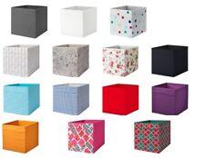 IKEA DRÖNA 4-Set Fach Box Kallax Regal Aufbewahrungsbox 33x38x33cm versch.farben