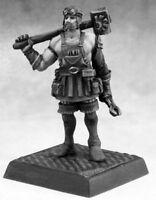 ARDOC BROTHERHOOD PATHFINDER REAPER figurine miniature forgeron blacksmith 60151