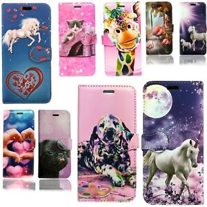 FOR SAMSUNG GALAXY A71 & MORE PU LEATHER WALLET BOOK CARD CASH TWO SLOT PATTERN