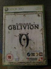 The Elder Scrolls IV: Oblivion (Xbox 360). Comprend Manuel et carte.