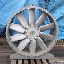 "GEC WOODS AXIAL 48"" 1220mm 17.2kW Aerofoil Fan Ventilation Air Conditioning HVAC"