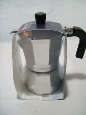 Monix Vitro Express Coffee Maker 3 Cup Stove-Top Original Package