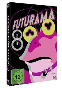 Futurama - Season 8  [2 DVDs/NEU/OVP] von Matt Groening