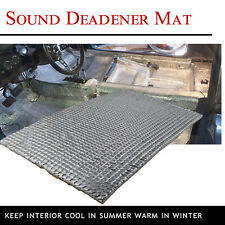Car Insulation Mat Thermal-Sound-Deadener Powerful Backed Self-adhesive 80