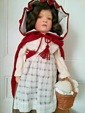 """R J Wright """"Little Red Riding Hood"""" Doll"""