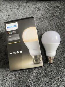 Phillips Hue White Single Bulb B22