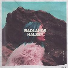 Badlands Halsey and Deluxe Edition CD 0602547360359