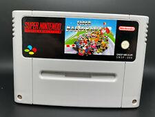 Super Mario Kart · Super Nintendo · SNES Modul · PAL · Sehr Gut · DHL Versand #3