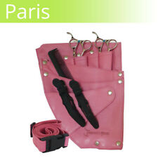 LEATHER scissor pouch PARIS