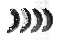 Fiat Punto Rear Brake Shoes