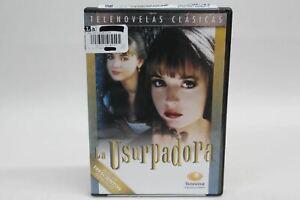 XENON PICTURES La Usurpadora DVD Spanish NTSC Region 1 Drama Beatriz Sheridan