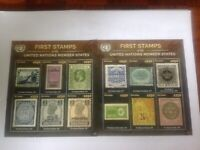 First Stamps of the United Nations Member States
