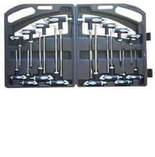 Torx Inbus Schraubendreher-Set Innensechskant Satz 16 teilig - Profi Qualität