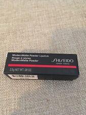shiseido lipstick rouge