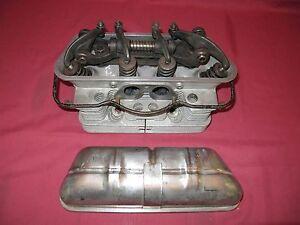 Porsche 356A Cylinder Head Assembly