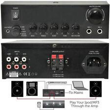 Channels 1 Audio Amplifiers