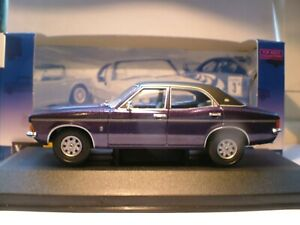 WOW SUPERB NEW SOLD OUT VANGUARDS 1/43 1974 FORD CORTINA 2000E MK 3 RHD NLA
