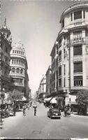 CARDOBA SPAIN CALLE CRUZ CONDE~REAL PHOTO POSTCARD