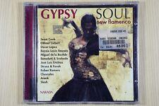 GYPSY SOUL, new flamenco, Compilation, NARADA