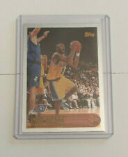 KOBE BRYANT RC Topps 1996-97 #138 Rookie - NBA 50TH FOIL - LOWER POP THAN CHROME