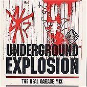 Various Artists - Underground Explosion - The Garage Mix (2000)