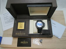Zenith Defy Xtreme Sea Automatic Titanium Chronograph El Primero 4021 ungetragen