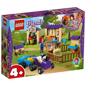 LEGO® Friends 41361 Mias Fohlenstall Pferd Reitstall Sattelkammer Paddock Ab 4 J