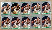 Larry Bird 1990 NBA Hoops #39 10ct Card Lot