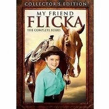 My Friend Flicka: The Complete Series DVD, 2016 NEW FACTORY SEALED