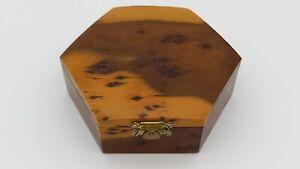 Richard Gravestock Wooden Trinket Box