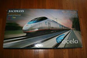 Bachmann The Acela Express HO Scale Electric Train Set