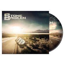 Stone Broken - Ain't Always Easy - New Deluxe CD Digipak