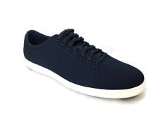 COLE HAAN Grand Crosscourt Men's Navy Knit Sneaker #C27437