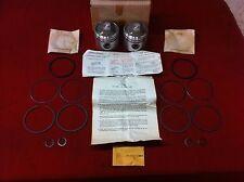 "Harley Piston Kit NOS 74"" 74CI 1200 Knucklehead Panhead Shovelhead .040 11228"