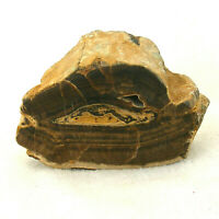 Derbyshire Oakstone Barite Baryte UK Mineral Specimen 6cm 175g Semi Polished