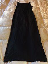 Beautiful Black Women Long Maxi Dress Ladies Dress Gorgeous NEW !! Sz XL
