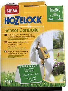 Hozelock 2212 Sensor Controller Watering Timer  Brand New In box