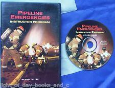 Pipeline Emergencies Instructor Program CD-ROM NASFM Power Point Presentation