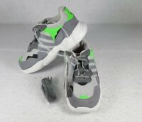 adidas Infant Toddler Kid Child Yung-96 El Sneakers Shoes Casual - Gray - Sz 8 K
