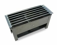 Traditional Metal Thai Barbecue Grill with bar supports - 14 inch size, 35cm