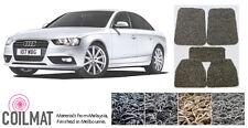 2008-2016 Audi A4/S4 (B8) - Customised PVC Coil Car Floor Mats