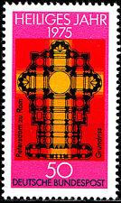 834 postfrisch BRD Bund Deutschland Briefmarke Jahrgang 1975