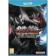 Tekken Tag Tournament 2: Wii U Edition (Nintendo Wii U, 2012)